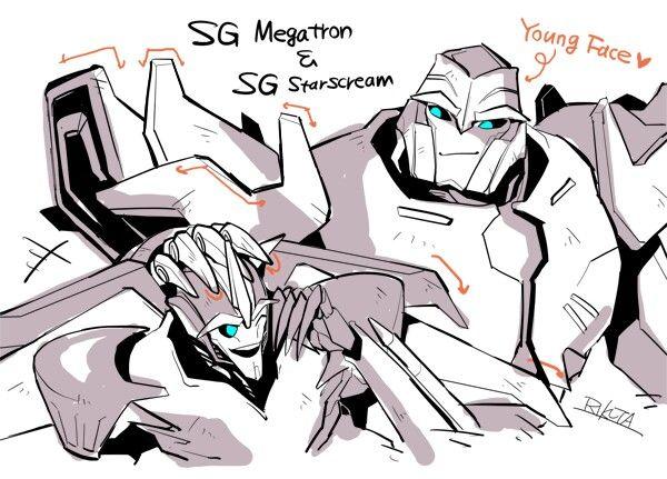 Megatron nude pic #5