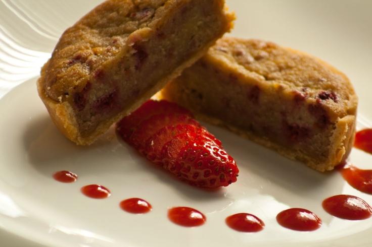 Strawberry tart. www.steannes.com/bakery.html