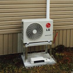 Find out definitively if you'll save money by installing a heat pump whether you you have oil hot water, electric baseboard or oil forced air.