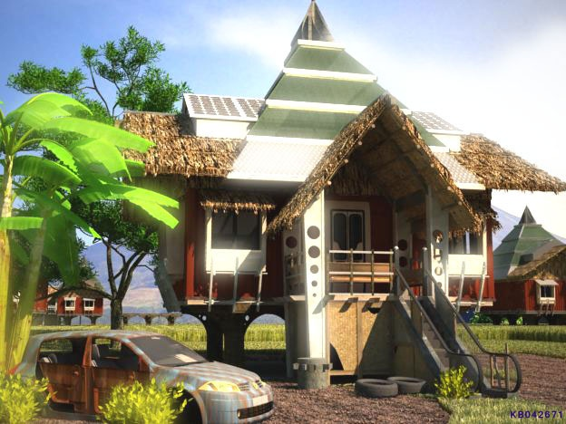 The 25 Best Bahay Kubo Design Ideas On Pinterest Bahay Kubo Exotic Small Garden Ideas And
