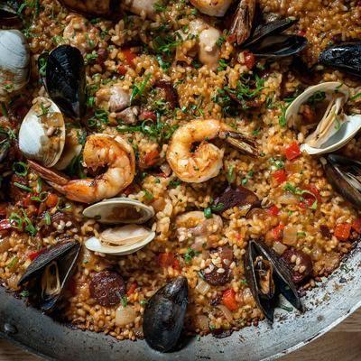 Recetas De Cocina Española Paella Valenciana | Mas De 25 Ideas Increibles Sobre Paella Valenciana En Pinterest