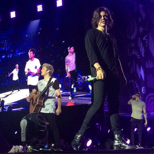 One Direction - Singapore - 11/03