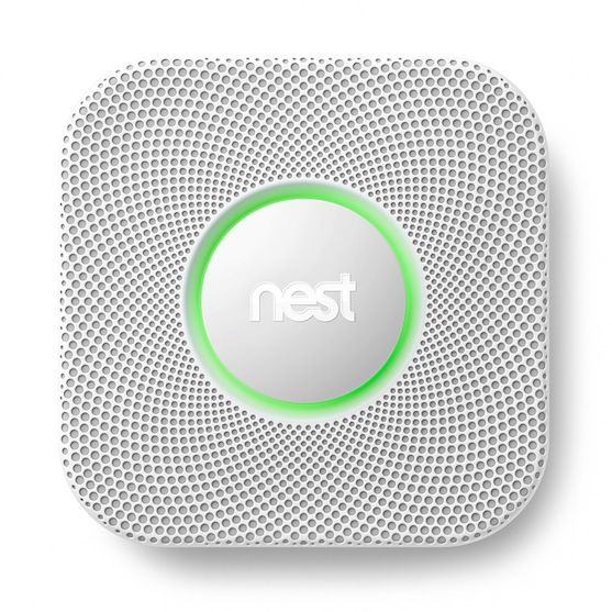 Meet the Nest Protect smoke and CO alarm.