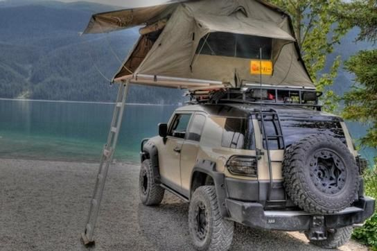 """Camp Cruiser. Peace Out to The """"Real World."""""""