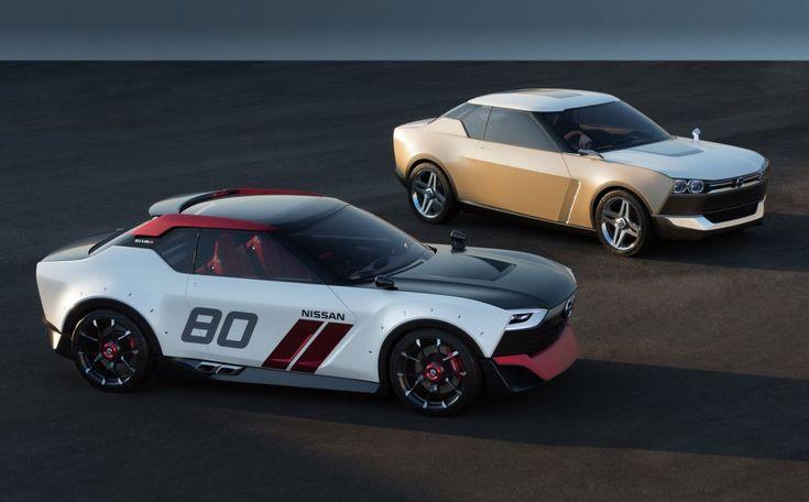 2013 Nissan IDx concepts.