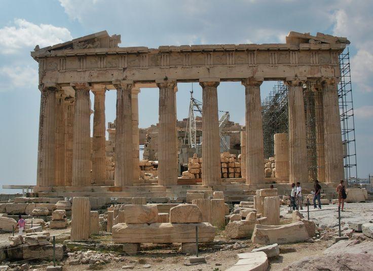 Ακρόπολη, Αθήνα.