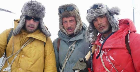K2, arriva la fiction su scalata storica