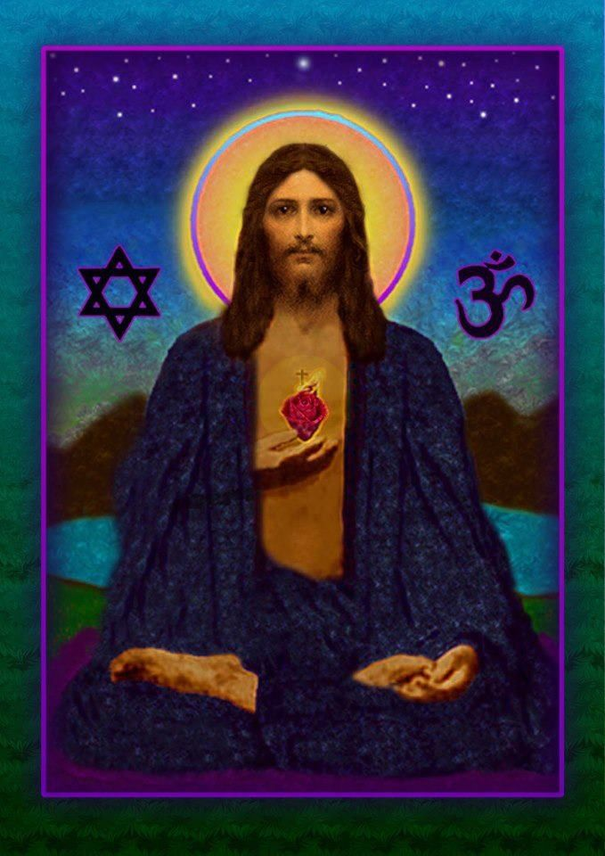 Jesus, Spiritual Leader of the Piscean Age. He teaches us to develop Love and…