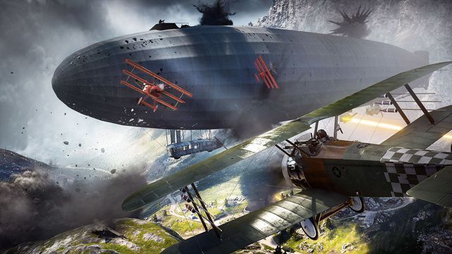 Battlefield 1, Titanfall 2 and more coming to EA Access, Origin Access