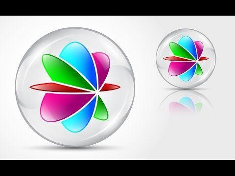 10 best images about 3D Logo Design Tutorial on Pinterest | V1 ...