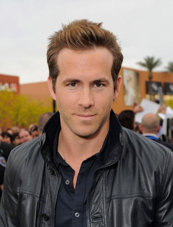 Ryan Reynolds-- Great guy, great actor, and soooo yummy :)