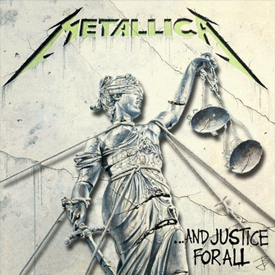 N Justice For All - Metallica