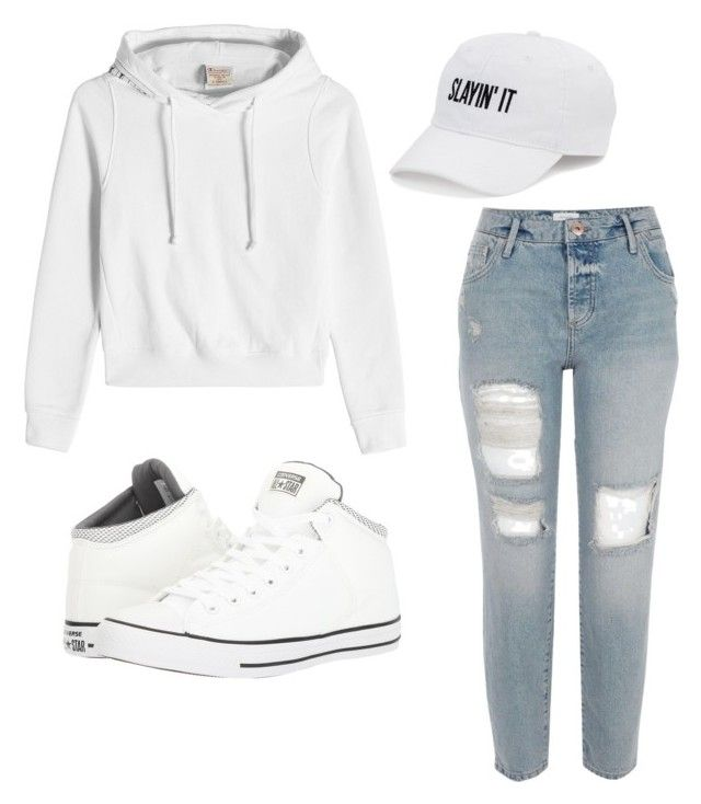 """""""Untitled #190"""" by brodriguez8104 on Polyvore featuring Vetements, Converse and SO"""