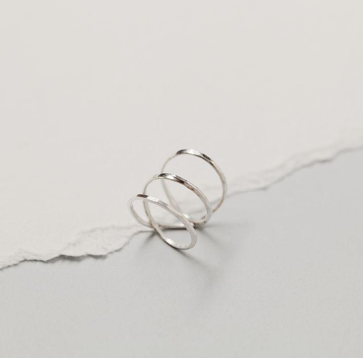 A silver knuckle ring by SOTINE.  Material:92.5% silver  Designed in:The Netherlands  Crafted in:The Netherlands