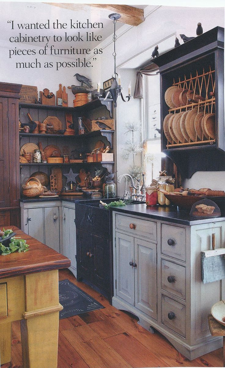 182 best early american, colonial and primitive kitchens images on