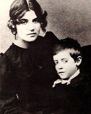 Suzanne Valadon (1865-1938) was a French painter. She was the mother of the painter Maurice Utrillo. She was the illegitimate daughter of a laundress. In the early 1880s she became an artist's model, posing for such artists as Pierre Puvis de Chavannes, Henri de Toulouse-Lautrec, and Pierre-Auguste Renoir. By observing the artists for whom she modeled, she began to learn technique and to draw and produce pastels. About 1890 she met Edgar Degas, who admired and purchased her work.