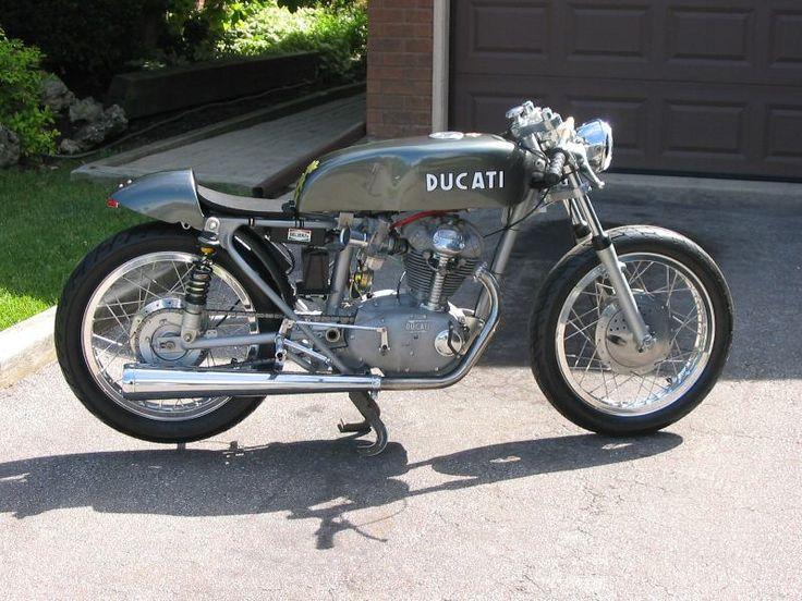 Vintage Ducati. http://pinterest.com/treypeezy http://twitter.com/TreyPeezy http://instagram.com/OceanviewBLVD http://OceanviewBLVD.com