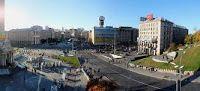 Блог Киев Сегодня: Дорожной разметки Аллее Героев Небесной Сотни - не...