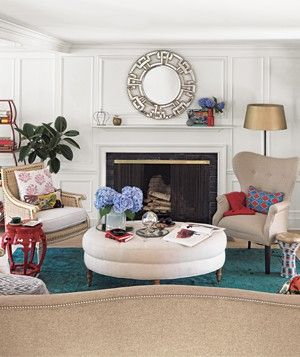Rearrange Your Living Room