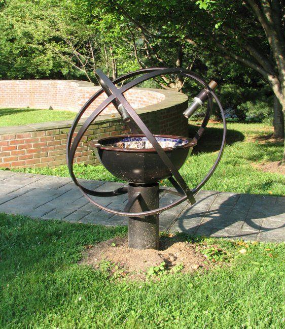 Best metal yard art images on pinterest garden
