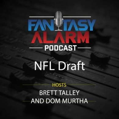 2018 NFL Draft Podcast: Running Backs - Brett Talley