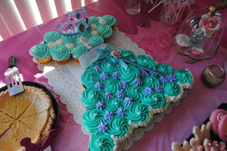 Princess Royal Ball Birthday Ariel Little Mermaid