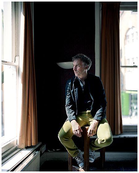 JRawling_Yann_Tiersen_Portrait stool