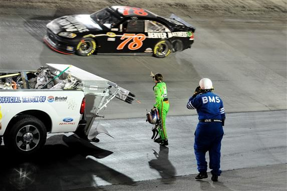 Is It A Days Of Thunder Moment