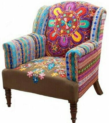25 best ideas about cojines de silla mecedora en for Fundas para muebles de sala modernos