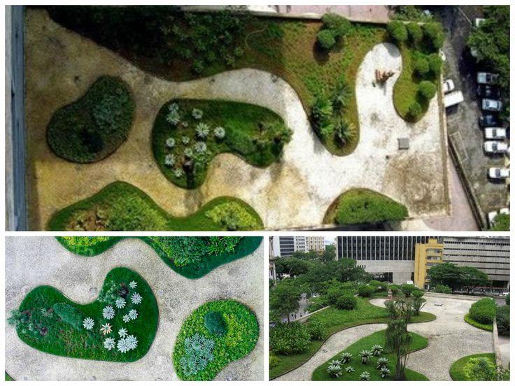 terraço jardim burle marxhttp://sustentarqui.com.br/dicas/vantagens-e-desvantagens-de-um-telhado-verde/