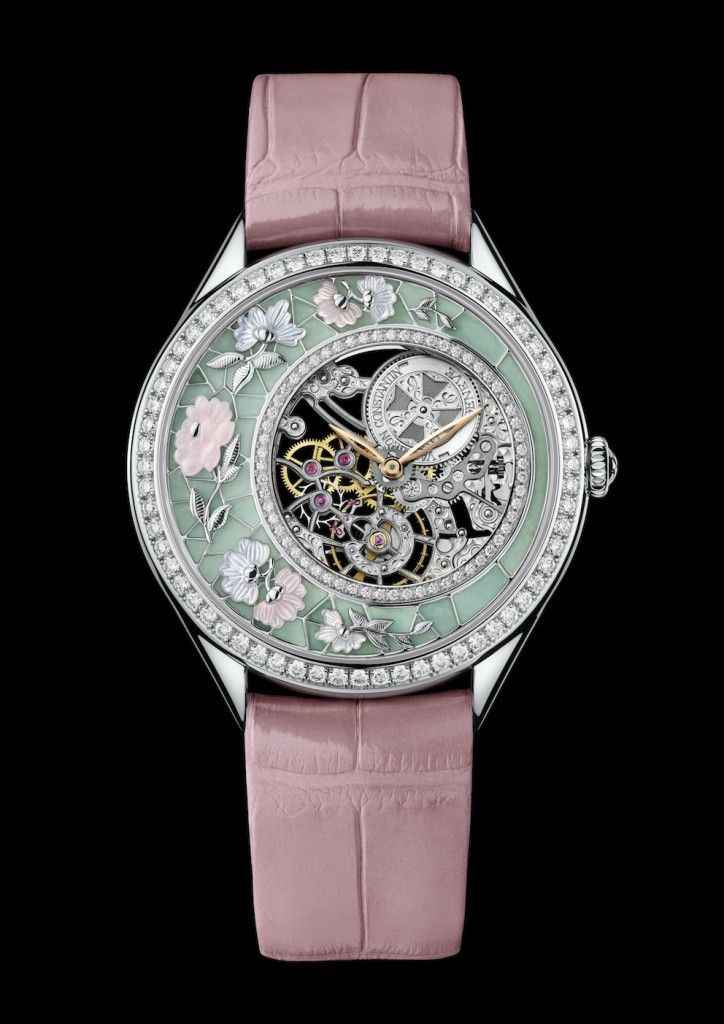 Meet the New Vacheron Constantin Fabuleaux Ornaments Collection