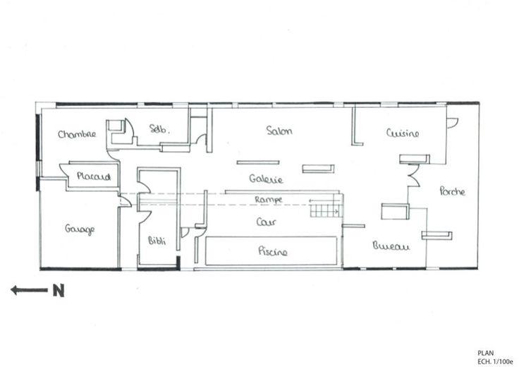 Planar House S. Holl