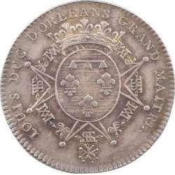 VSO - Ordres du Roi, Ordre du Mont Carmel et de Saint-Lazare, Louis d'Orléans, 1723 - Jetons - Ancien Régime (XVI-XVIIIe s.) :: iNumis - Numismate rue Vivienne Paris