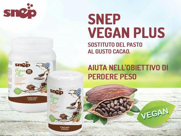 Il nostro sostituto del pasto SNEP VEGAN PLUS ti aiuta a limitare l'apporto in calorie fornendoti allo stesso tempo vitamine, minerali essenziali, fibre, carboidrati e proteine di alta qualità!