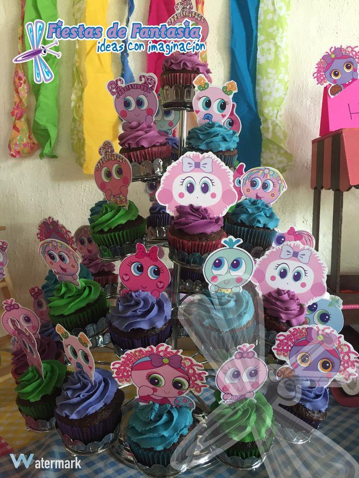 Cupcakes distroller, neonatos