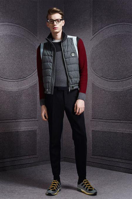 Farb-und Stilberatung mit www.farben-reich.com - Viktor & Rolf | Fall 2014 Menswear Collection | Style.com