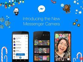 Facebook est à l'affût des nouvelles tendances. Le réseau social numéro 1 dans le monde propose une nouvelle application Messenger Camera qui s'inspire très largement de Snapchat.