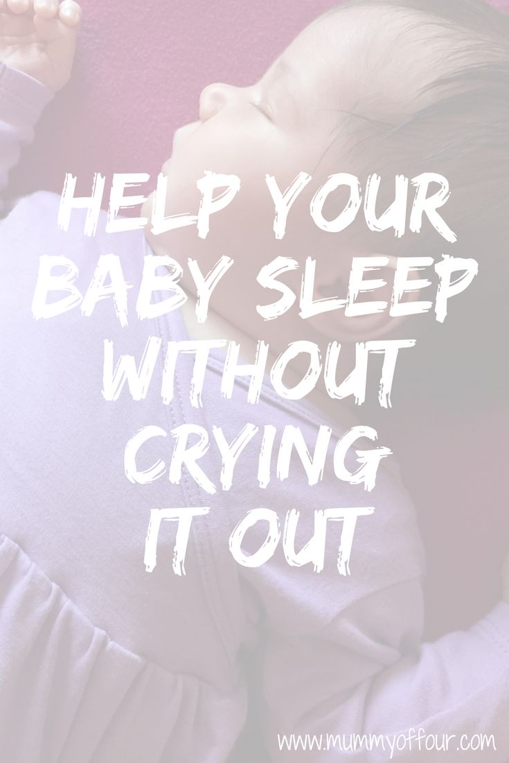 If you want to help your baby sleep at night without resorting to sleep training or crying it out, check out Mummy Of Four's routine which looks at the baby's day as a whole to help you sleep more at night.