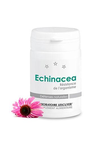 Echinacea - Contribue au fonctionnement normal du système #immunitaire et aide à augmenter la résistance de l'organisme - #Echinacea purpurea - Complément alimentaire - Prix : 23,10 € TTC
