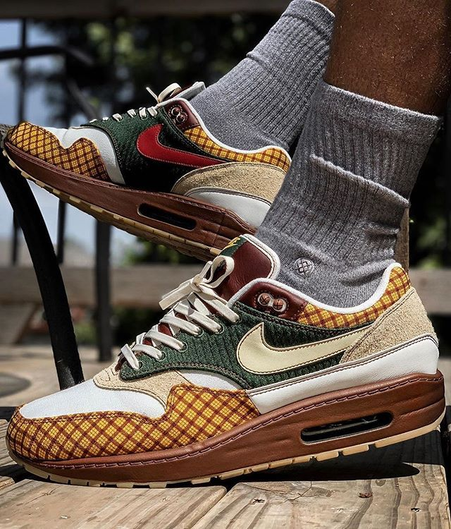 The NIKE AIR MAX 1 SUSAN are scheduled