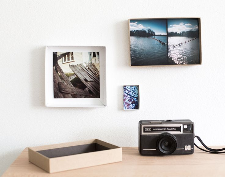 46 best alternative framing ideas images on pinterest picture diy no frame photo display ideas solutioingenieria Gallery