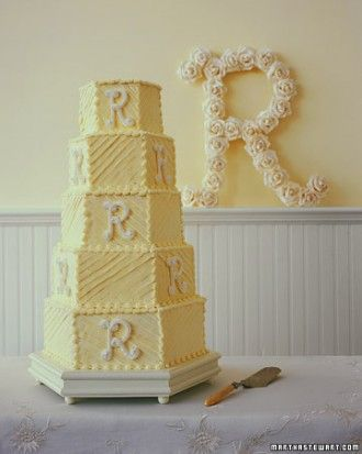 "See the ""French Orange Pound Cake"" in our Modern Wedding Cakes gallery"