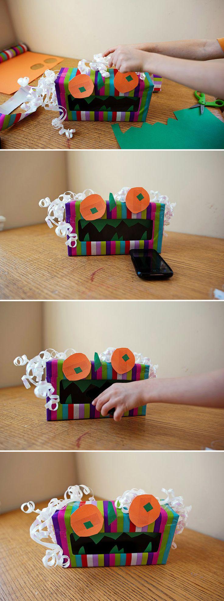 Cool remote holder!