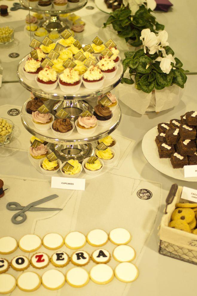 Amig@s, Eduardo Cozera nos ha confiado la organización de una mesa dulce para la inauguración de su nueva boutique Eduardo Cozera, de trajes de gala, novio y comunicante, sita en la Av. Barón de Càrcer, 50 de Valencia. Os espera a tod@s el jueves 29 de enero! Gracias, Eduardo! - #mesasdulces #eventos #branding #tartasdecoradas #nutsanddelights #cumpleaños #fiestas #tartaspersonalizadas #galletaspersonalizadas