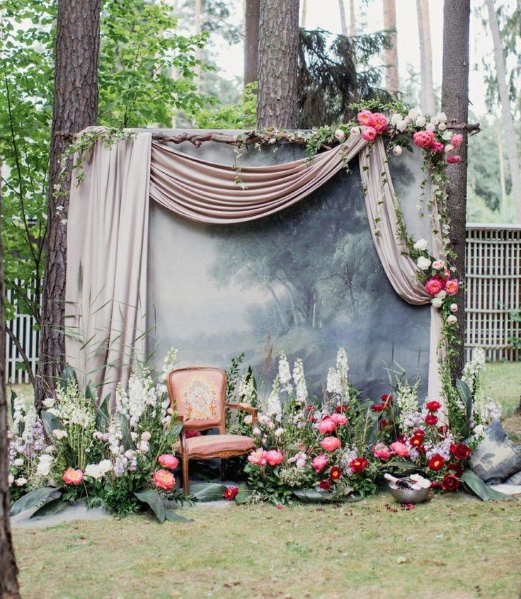 Einfache Hochzeiten und Ideen für die ganz besondere Tagdekoration