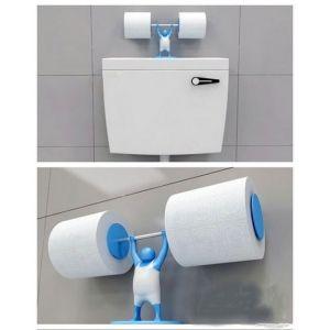 Держатель для туалетной бумаги Штангист