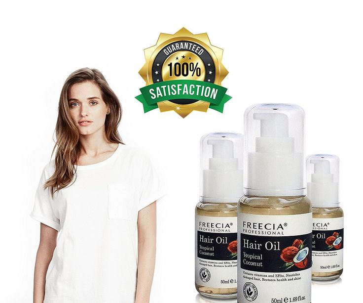 Freecia Professional Coconut Oil Frizz Control Hair Serum With Natural Ingredients For Anti Frizz Hair - Smoothing All Hair Types For Frizzy Hair - Silk Serum Split End Protection Therapy 1.69 Ounces -- Want to know more, click on the image. #haircare