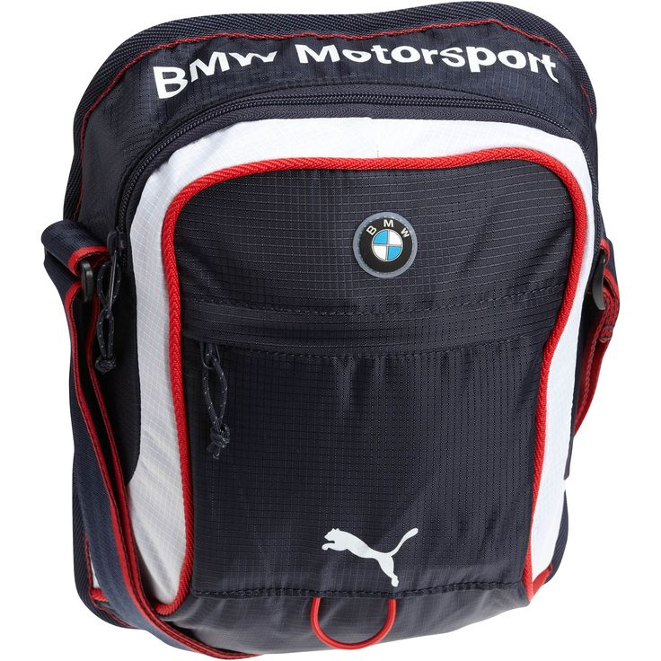 PUMA BMW Portable Bag | - from the official Puma® Online Store