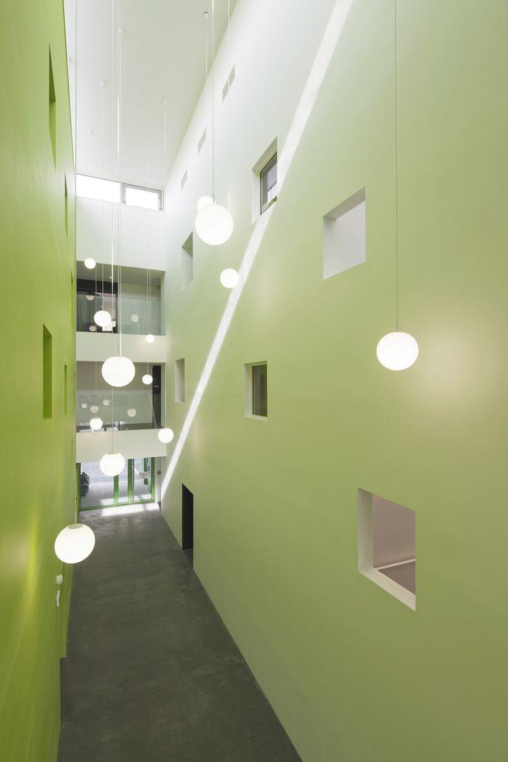 Maison de l'agriculture de la Meuse à Bras sur Meuse (55) Giovanni Pace Architecte + abc-studio
