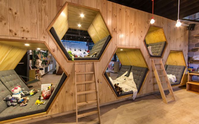 9¾ Bookstore + Cafe brings child's imagination into reality
